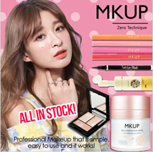 MKUP® Makeup Happy Stick Primer Brush Eyebrow Mousse Cleanser Cleansing