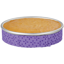 1PC Cake Pan Strips Protector Bake Even Strip Belt Bake Even Bake Moist Level Cakes Baking Tool Bake