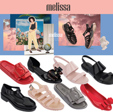 [MELISSA] Jelly shoes/Brand New/ Korea Big Hit Item/100% Authentic/flat sandals slippers/