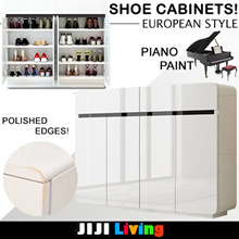 Delusion Piano Shoe Cabinet! ★2/3/4 Door Furniture ★Shoe Compartments ★Storage Shoe Box  / Shoe Rack
