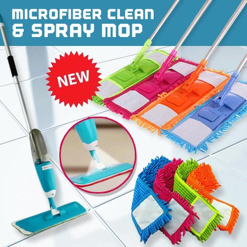 Magic Fiber Clean sapu pel lantai mikrofiber kain bersih murah HPR013 Deals for only Rp39.000 instead of Rp39.000