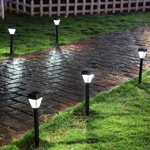 Lawn Gr Lamp Outdoor Led Solar