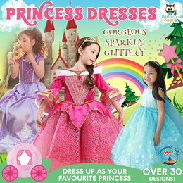 Black Fri Promo! Buy 2 Free Crystal Crown! Princess Party Costume Dresses! Wedding Flower Girl Toddl