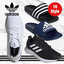 Adidas Shoes / Slippers Collection / 16 Style / 2019 New / Qoo10 Promotion