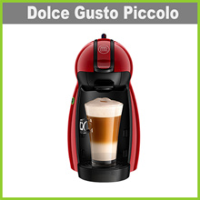 [NESCAFE] DOLCE GUSTO PICCOLO Capsule Coffee Machine ★