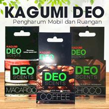 KAGUMI DEO Scent Kopi Coklat Coffee Pengharum Mobil Ruangan Toilet
