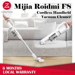 【Official Store】Xiaomi Mijia Roidmi F8 Storm Cordless Handheld Vacuum Cleaner