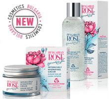 BULGARIAN ROSE SIGNATURE SPA🌹 with Caviar complex skincare