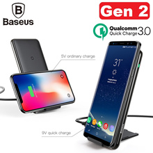 Baseus 10W Qi Wireless Chargers Models 3 Copper Coil Quick Charge 3.0 and more!