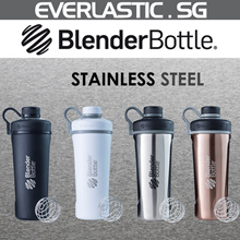 Blender bottle stainless steel shaker water bottle