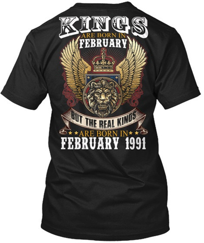 7d8d43f4 Qoo10 - Inktastic Kings Are Born In March Baby Bib Birthdays Adult King Month  Birthday Search Results : (Q·Ranking): Items now on sale at qoo10.sg