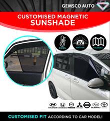 PRIME Custom Fit Magnetic Sunshade- HONDA//HYUNDAI//MAZDA//MITSUBISHI//NISSAN//SUBARU//TOYOTA