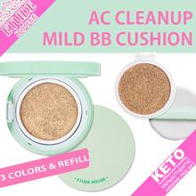 [etude house] ac clean up mild bb cushion/refill/bb cream