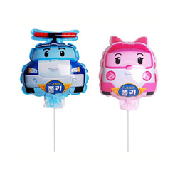 ★Robocar Poli★ Poli Kids Balloon  PinkBlue
