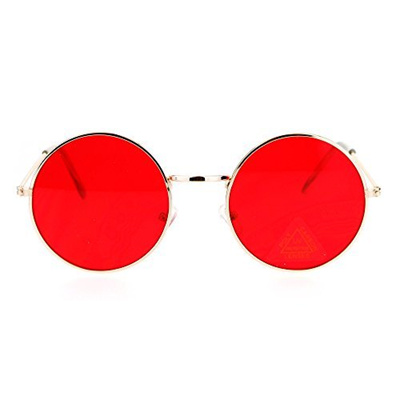 7cb271fb4d Qoo10 - SA106 Womens Round Circle Lens Rhinestone Bling Arm Retro  Sunglasses Gold Brown Search Results   (Q·Ranking): Items now on sale at  qoo10.sg