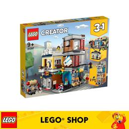 LEGO Townhouse Pet Shop  Café - 31097