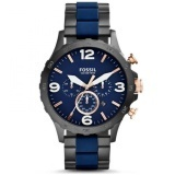 Fossil JR1494 Nate Chronograph Analog Men s Watch