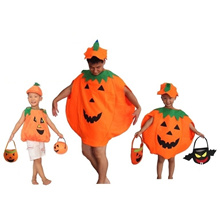 Halloween Costumes Pumpkin Party Cosplay (For Kids and Adults)