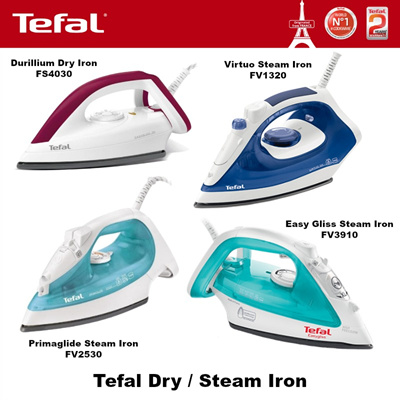 Tefal Steam Iron India