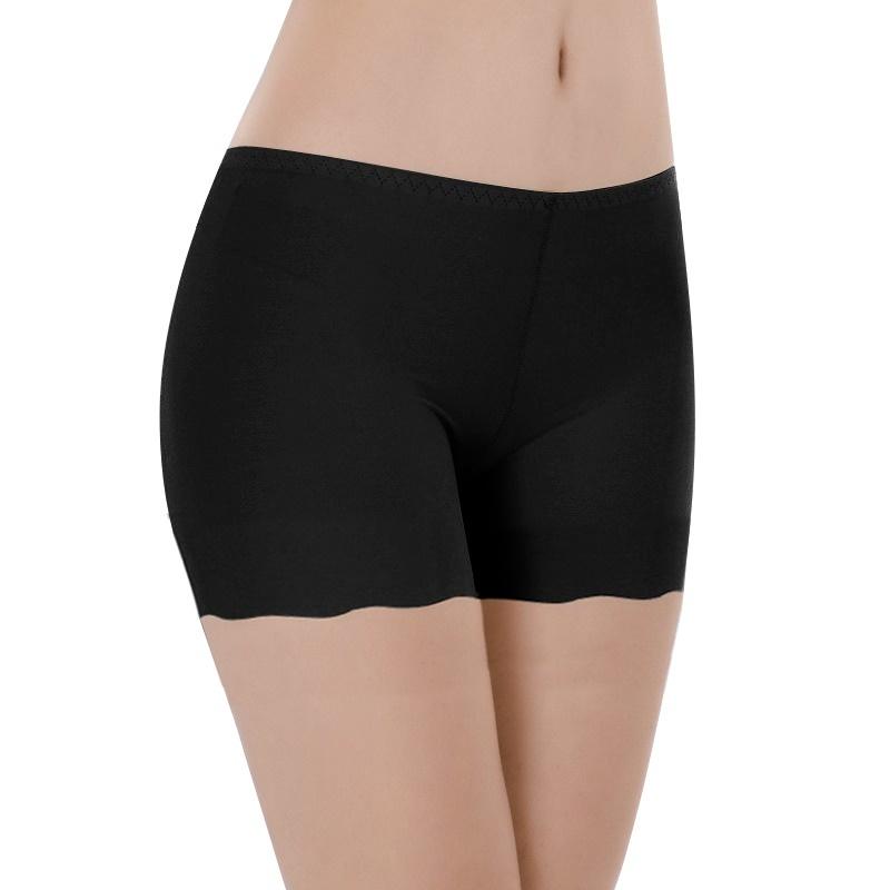 0b7900caa35e Qoo10 - summer Ladies Safety Shorts Pants Leggings Seamless Basic ...