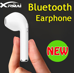 Newest Wireless Bluetooth Earphone  earbuds for iPhone Xiaomi Samsung Sony Android Phone With Mic