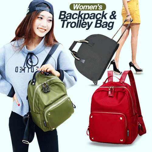 JUAL RUGI!JUAL RUGI!HOT SALE! BEST SELLER WOMEN BAGS / TAS WANITA/WOMEN  BACKPACK