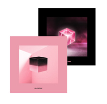 BLACKPINK - SQUARE UP [Random ver.] CD+Photobook+Photocards+Double Side Extra Photocards Set