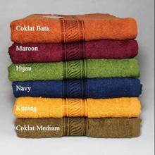[TERRY PALMER] Handuk mandi SHAPELY terbuat dari 100% cotton