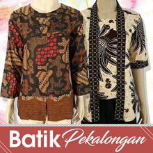 Batik Blouse High Quality - Batik Pekalongan - New Arrival