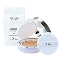 Christian Dior Capture Totale Dream Skin Perfect Skin Cushion SPF50 - PA+++ 2 x 0.5oz 2 x 15g Color