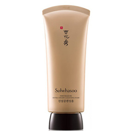 [Sulwhasoo] Timtreasure Extra Creamy Cleansing Foam 150ml