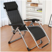 Folding Chair Office Portable Balcony Elderly Couch Leisure Beach Chair Attendant Chair Outdoor Lazy