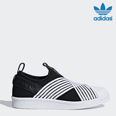 cheap for discount f4a92 99560 Adidas Superstar Slip On W D96703  D Couple Sneakers