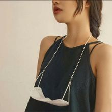 Korean Mask Strap / Lanyard Necklace  Anti-lost Neck Top Mask Strap/Mask Chain