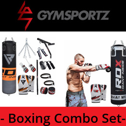 ★★ GYMSPORTZ ★★ RDX SPORTS ★ PUNCHING BAG ★ BOXING GLOVES ★ ALL-IN-1 ★ HEAVY DUTY ★