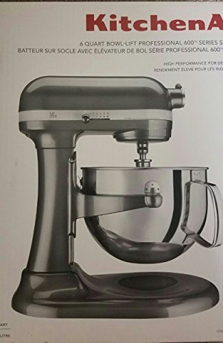 Qoo10 Kitchenaid Kptt780 Kitchenaid Professional 600 Series 6