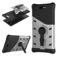 Redmi Note 5/Redmi Note 5 Plus Shockproof Cover Case + Stand 23719