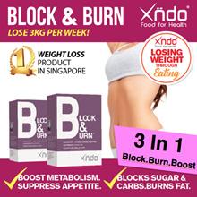 Block and burn