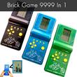 Brick Game 9999 In 1| Mainan Anak Murah Meriah | Random Warna