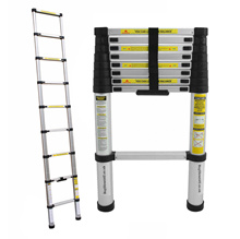 *FREE SHIPPING* HCS One-Sided Multipurpose Aluminium Extension Foldable Telescopic Ladder
