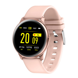 Smart watch Women Heart rate monitor Men Sport Smartwatch Message reminder Fitness tracker For Andro