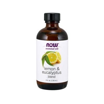 Lemon and Eucalyptus Oil Blend 118ml