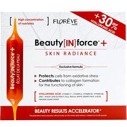Paris Floreve Beauty in Force + Skin Radiance Eclat Dela Peau 15ml x 14pcs