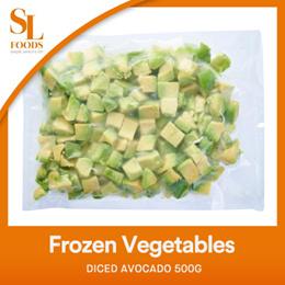 Frozen Vegetable - Avocado 500G