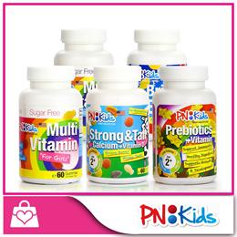 PNKids Supplements [Singapore No. 1 Kids Multvitamin Brand]