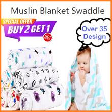 [2+1]Muslin Swaddle | Blanket |Baby Swaddle | Towel | Baby Towel | cotton swaddle | muslin wrap |