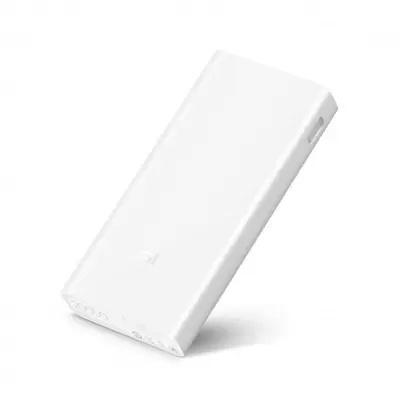 【正品】-小米行動電源2C★優化充放電效率/20000mAh PC+ABS塑料環保材料/雙USB輸出/高品質電路芯片/雙向快充