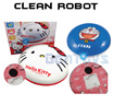 Cuties Cleaning Robot