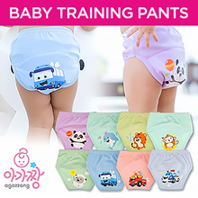 [korea best]Baby training pants/Toilet/ Potty/Toddler training Pants/waterproof pant/Cloth Diaper