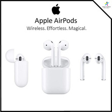 Apple Airpods Local Set With Local Warranty 100% Authentic Ready Stocks